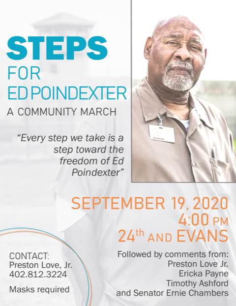 Walk for Ed Poindexter